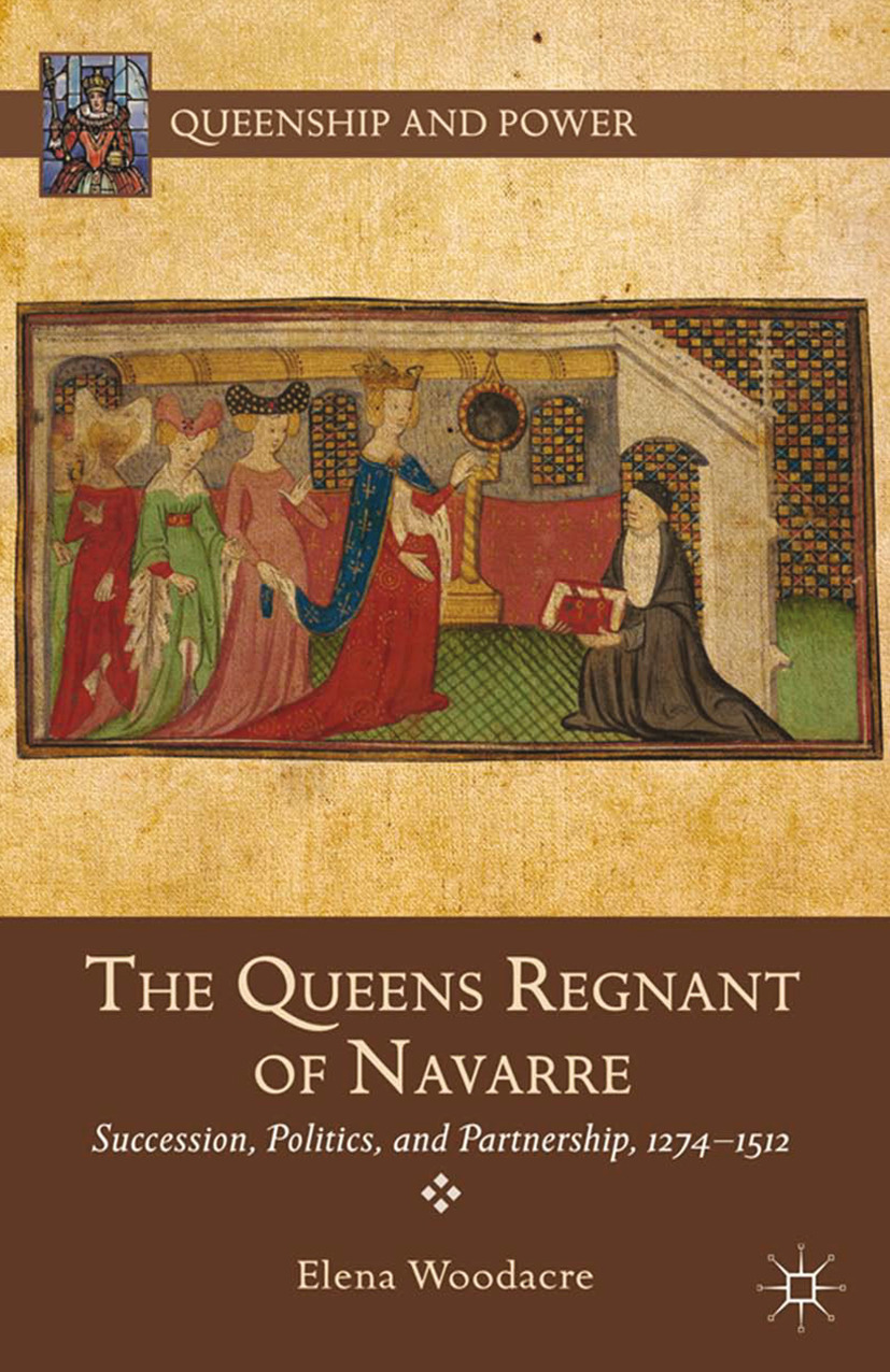 Woodacre, Elena - The Queens Regnant of Navarre, ebook