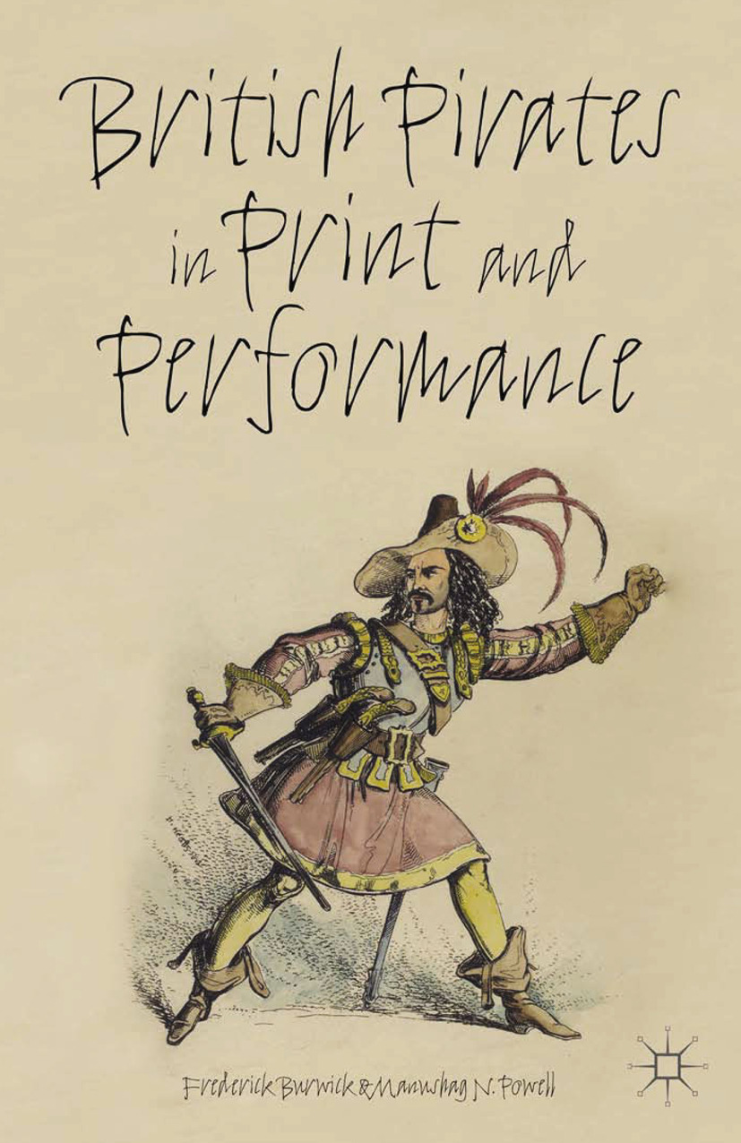 Burwick, Frederick - British Pirates in Print and Performance, ebook