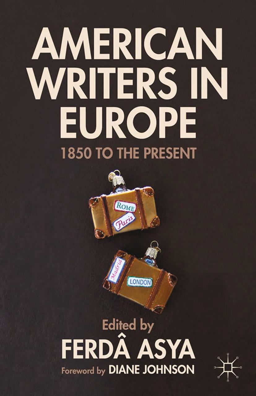 Asya, Ferdâ - American Writers in Europe, ebook