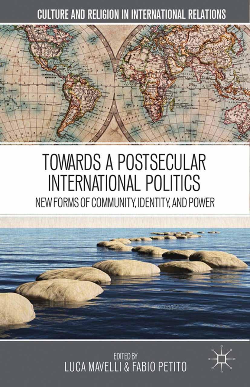 Mavelli, Luca - Towards a Postsecular International Politics, ebook