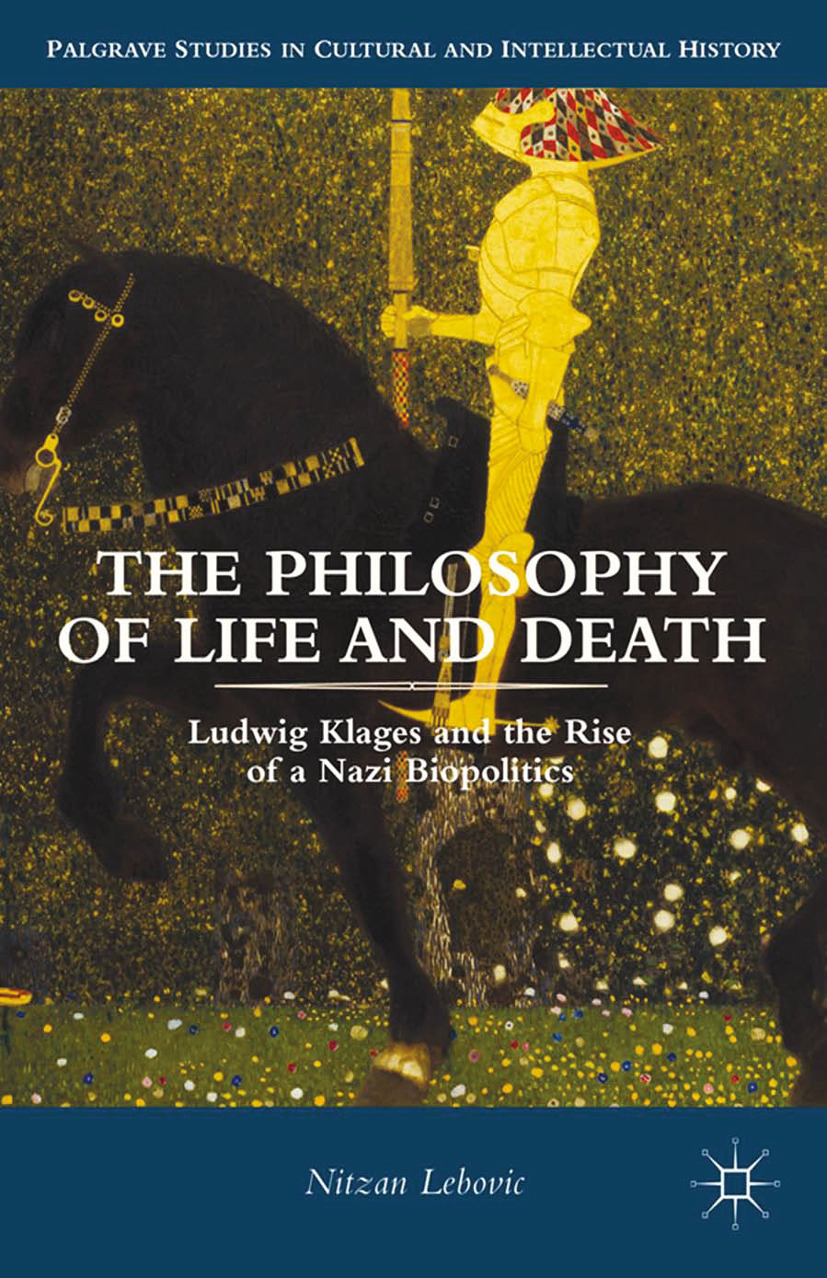 Lebovic, Nitzan - The Philosophy of Life and Death, ebook