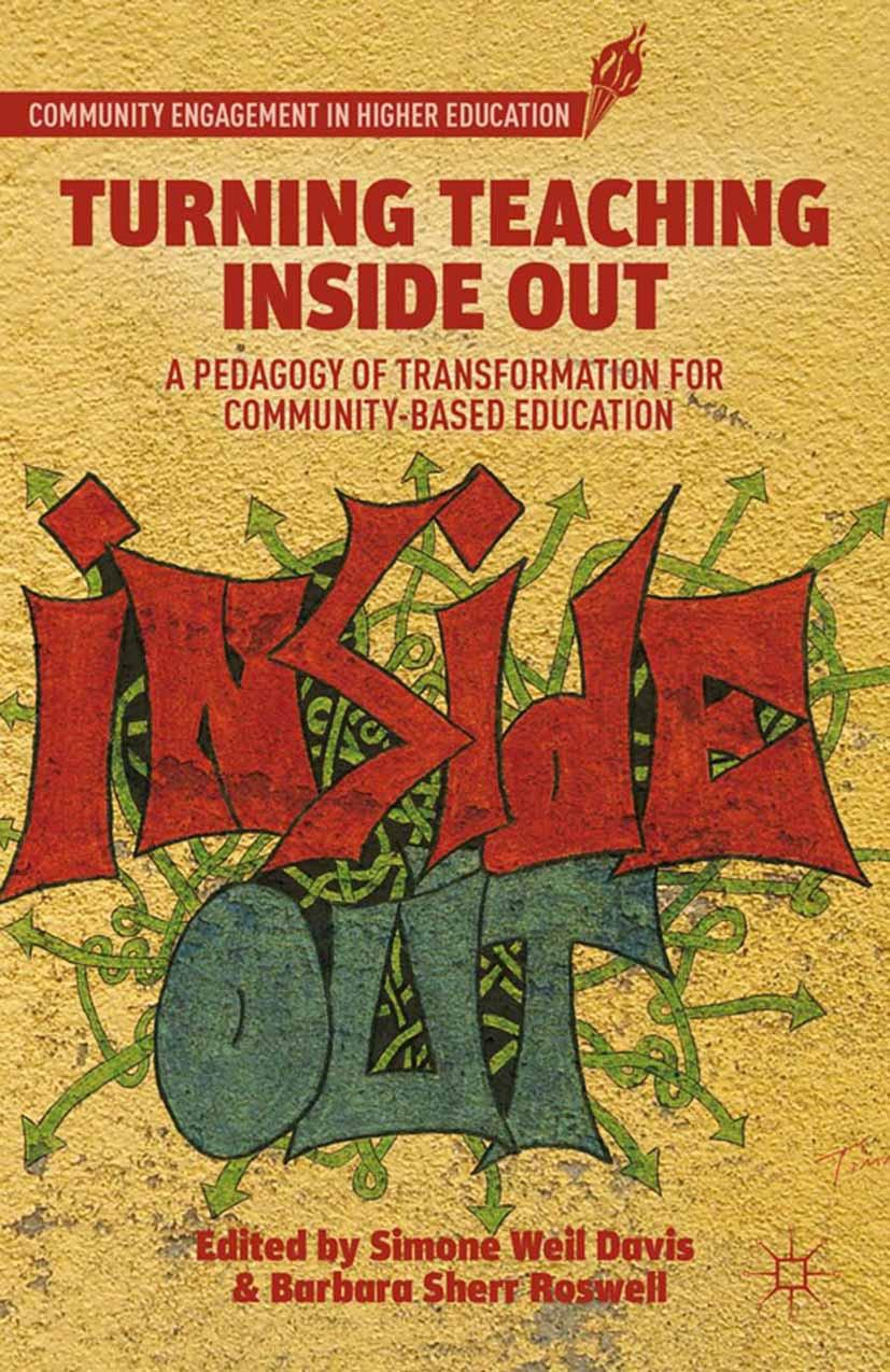 Davis, Simone Weil - Turning Teaching Inside Out, ebook
