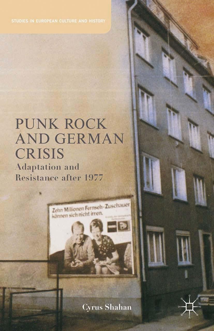 Shahan, Cyrus - Punk Rock and German Crisis, ebook