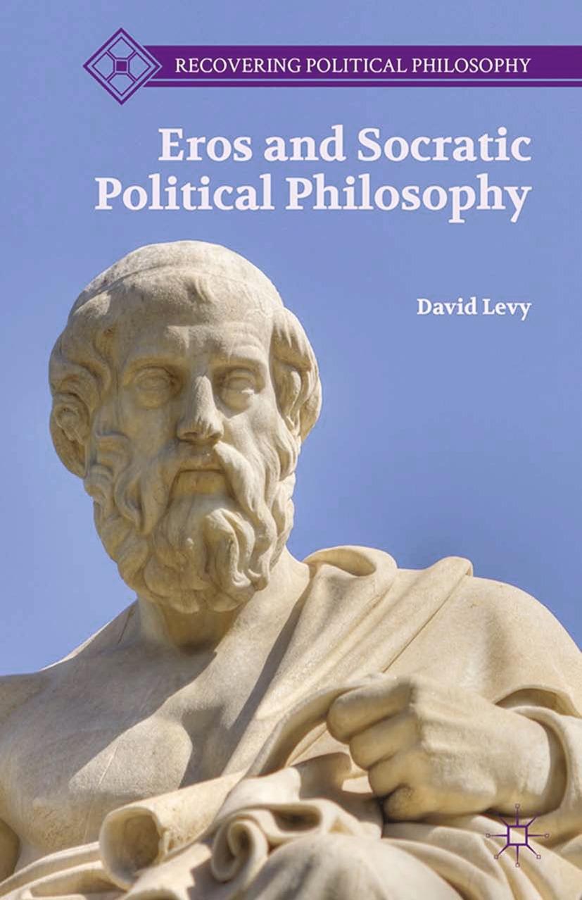 Levy, David - Eros and Socratic Political Philosophy, ebook