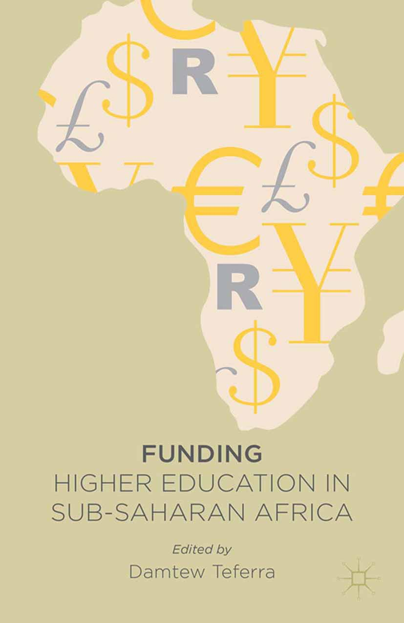Teferra, Damtew - Funding Higher Education in Sub-Saharan Africa, ebook
