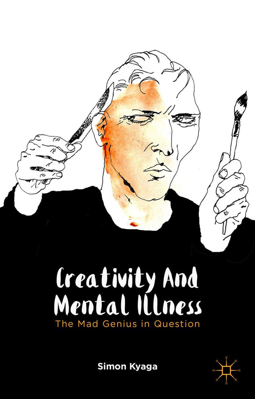 Kyaga, Simon - Creativity and Mental Illness, ebook
