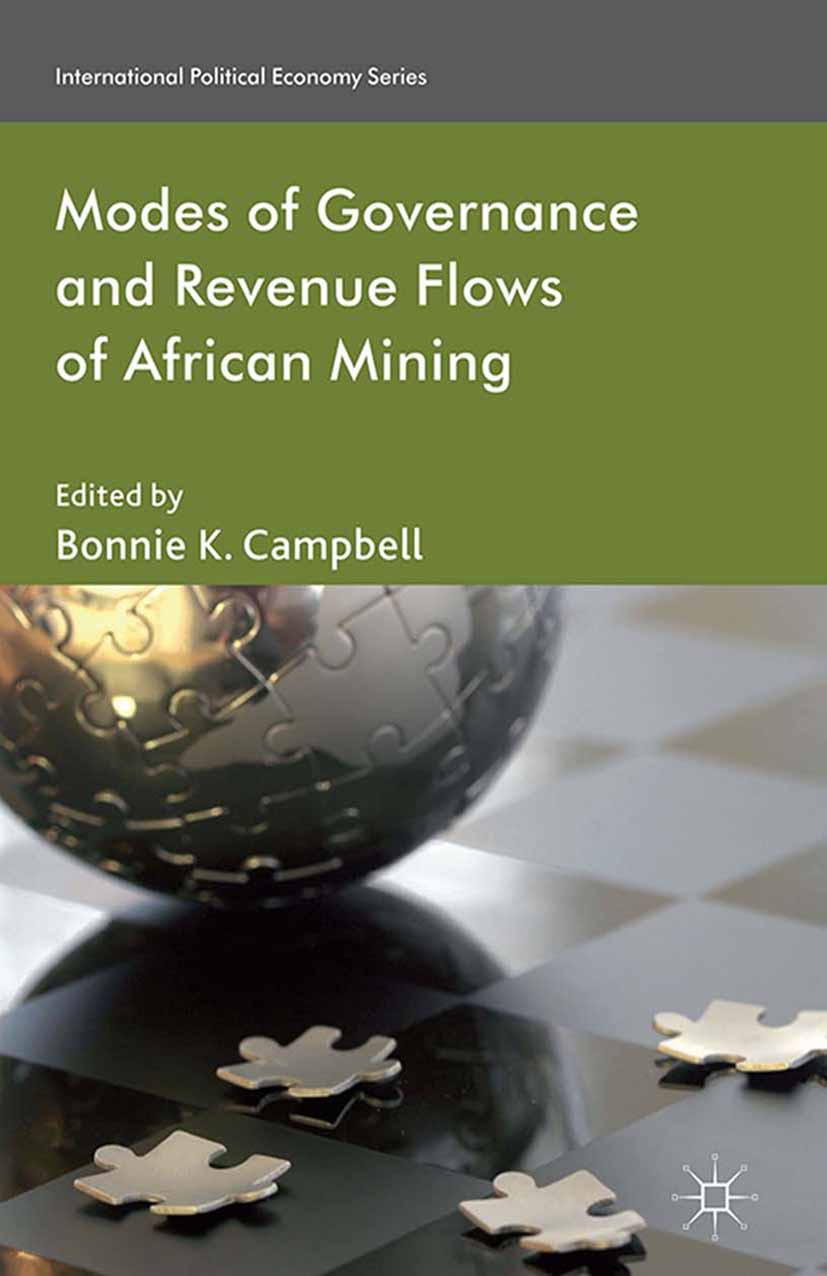 Campbell, Bonnie K. - Modes of Governance and Revenue Flows in African Mining, ebook