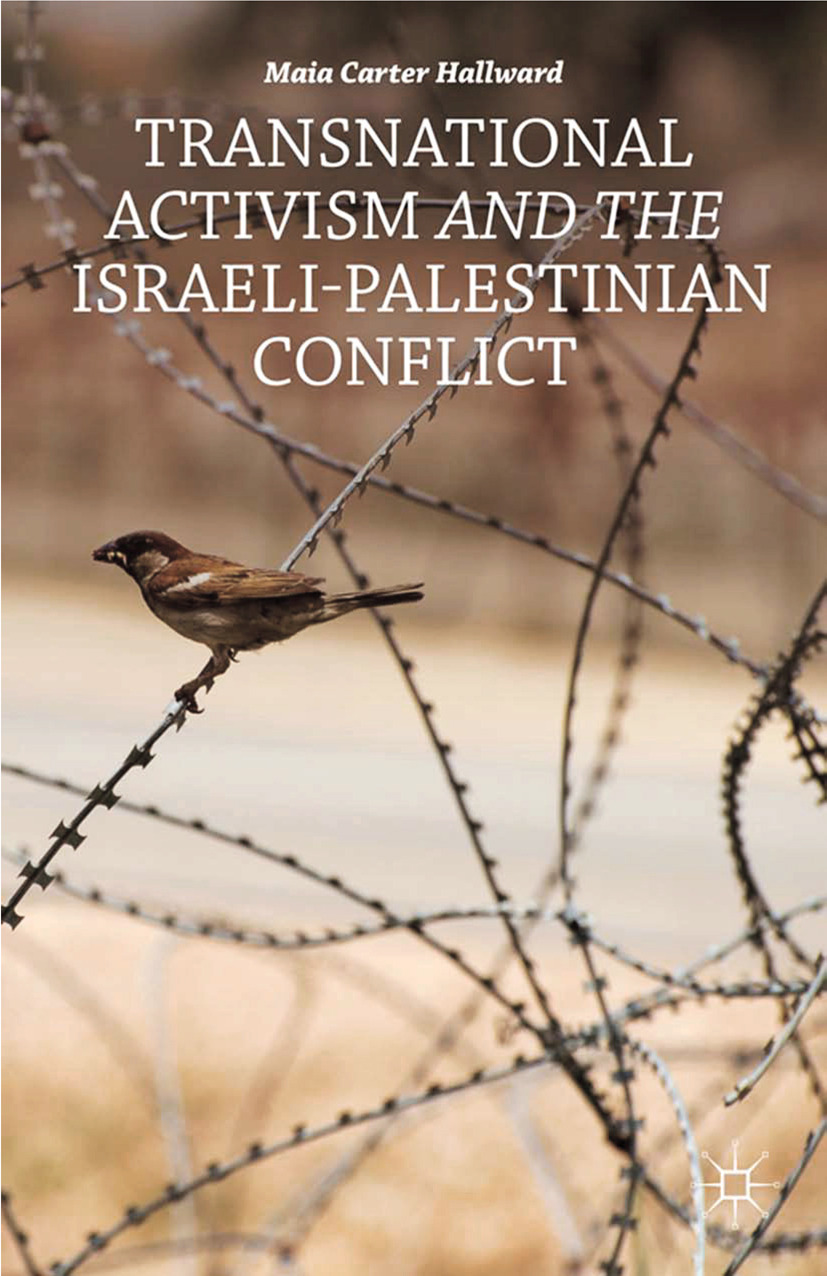 Hallward, Maia Carter - Transnational Activism and the Israeli-Palestinian Conflict, ebook