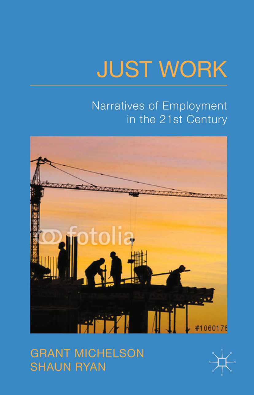 Michelson, Grant - Just Work, ebook