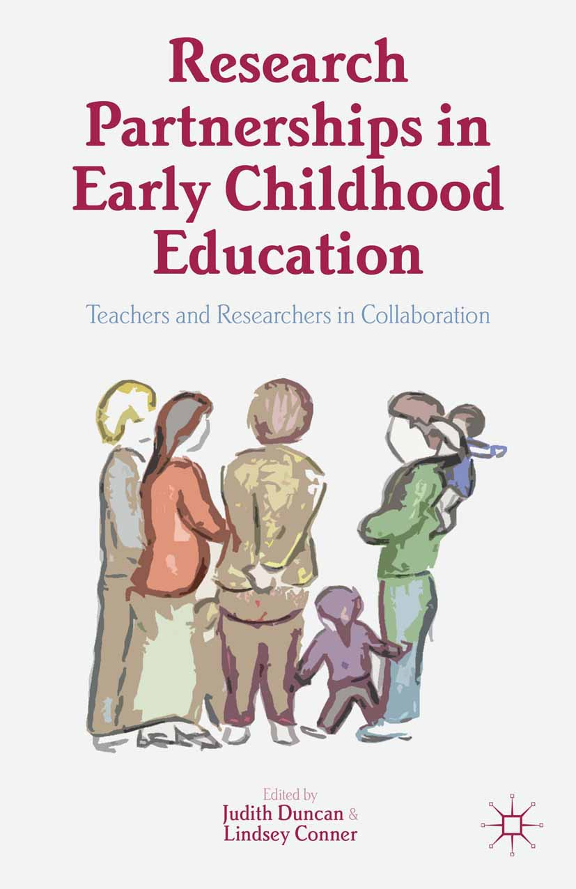 Conner, Lindsey - Research Partnerships in Early Childhood Education, ebook