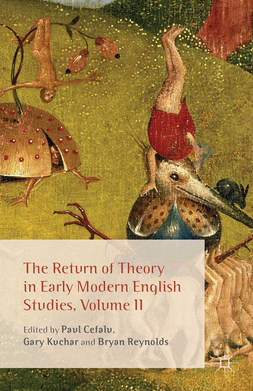 Cefalu, Paul - The Return of Theory in Early Modern English Studies, Volume II, ebook