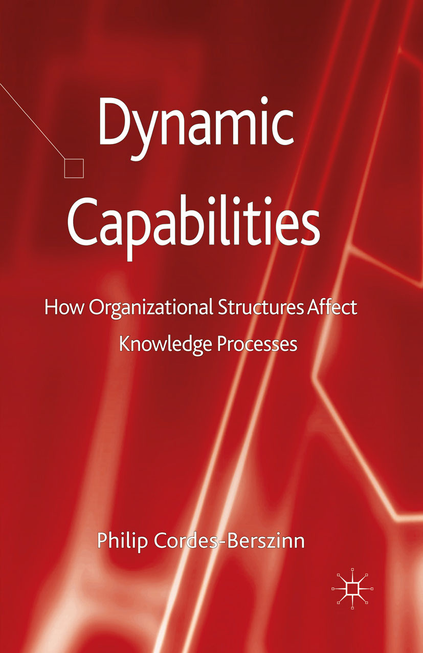 Cordes-Berszinn, Philip - Dynamic Capabilities, ebook