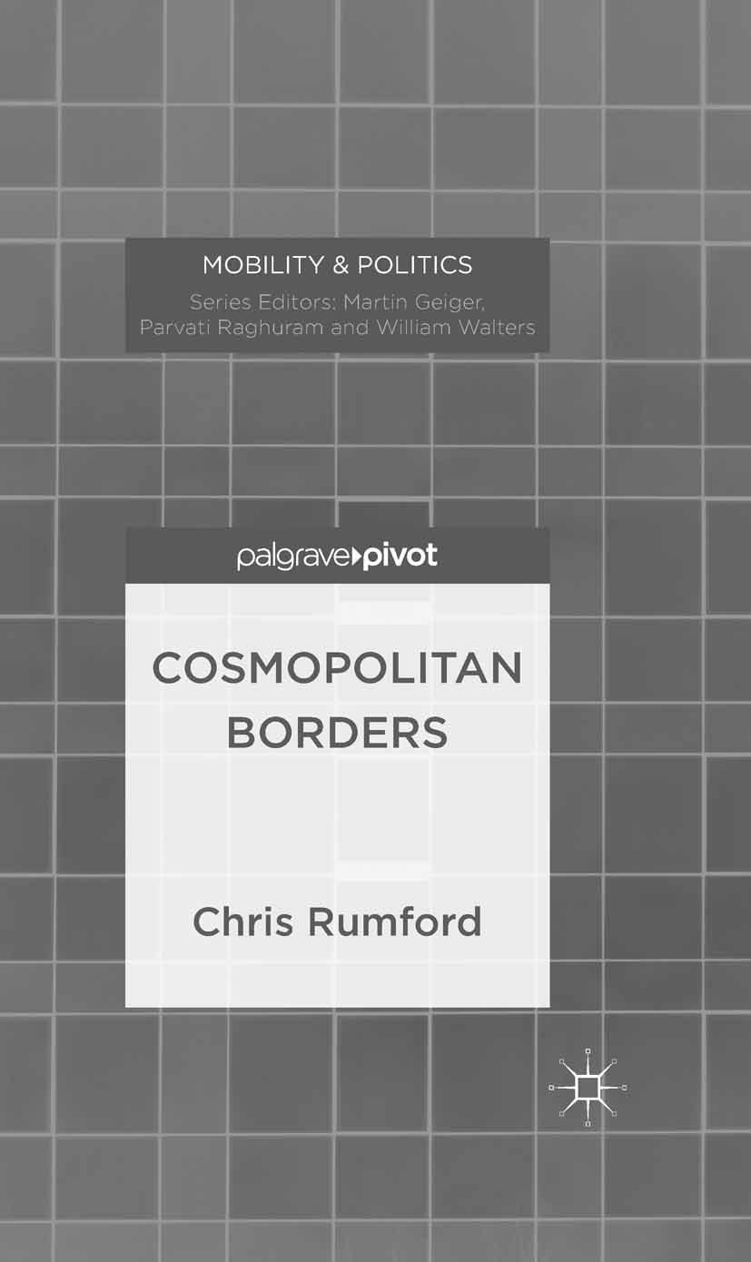 Rumford, Chris - Cosmopolitan Borders, ebook