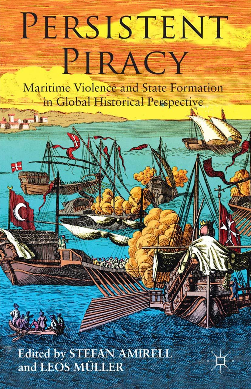 Amirell, Stefan Eklöf - Persistent Piracy, ebook