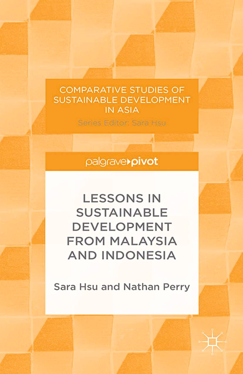 Hsu, Sara - Lessons in Sustainable Development from Malaysia and Indonesia, ebook