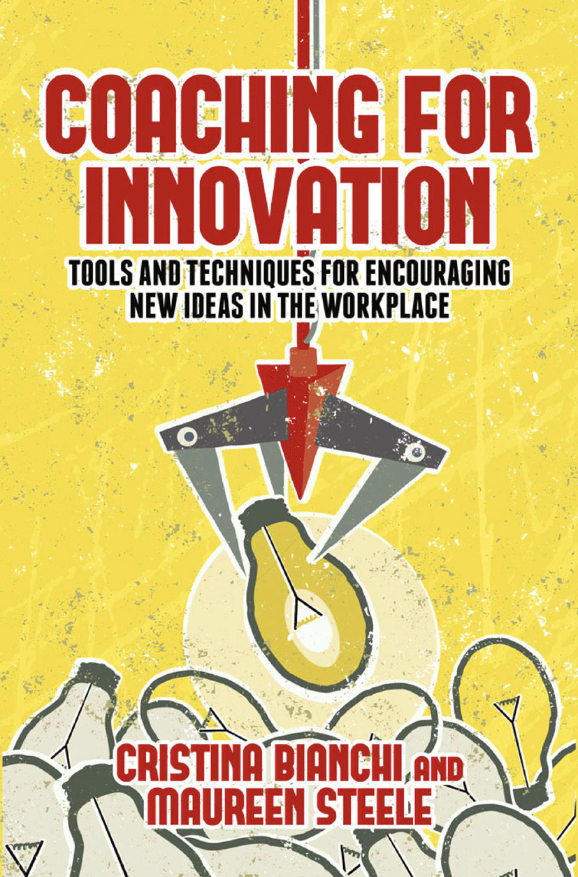 Bianchi, Cristina - Coaching for Innovation, ebook