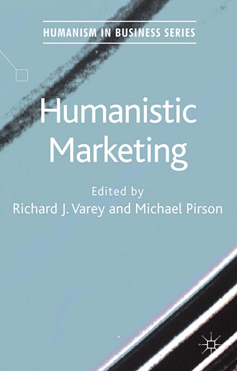 Pirson, Michael - Humanistic Marketing, ebook