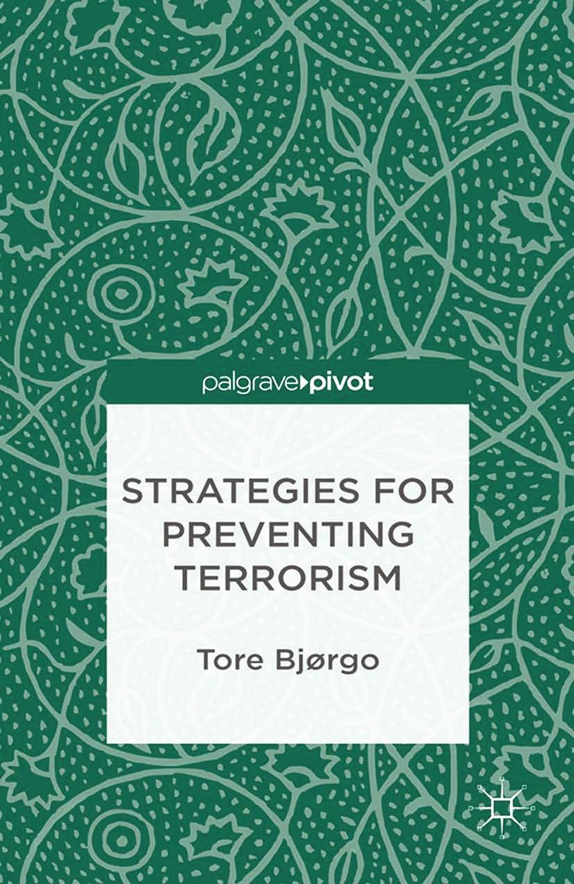 Bjørgo, Tore - Strategies for Preventing Terrorism, ebook