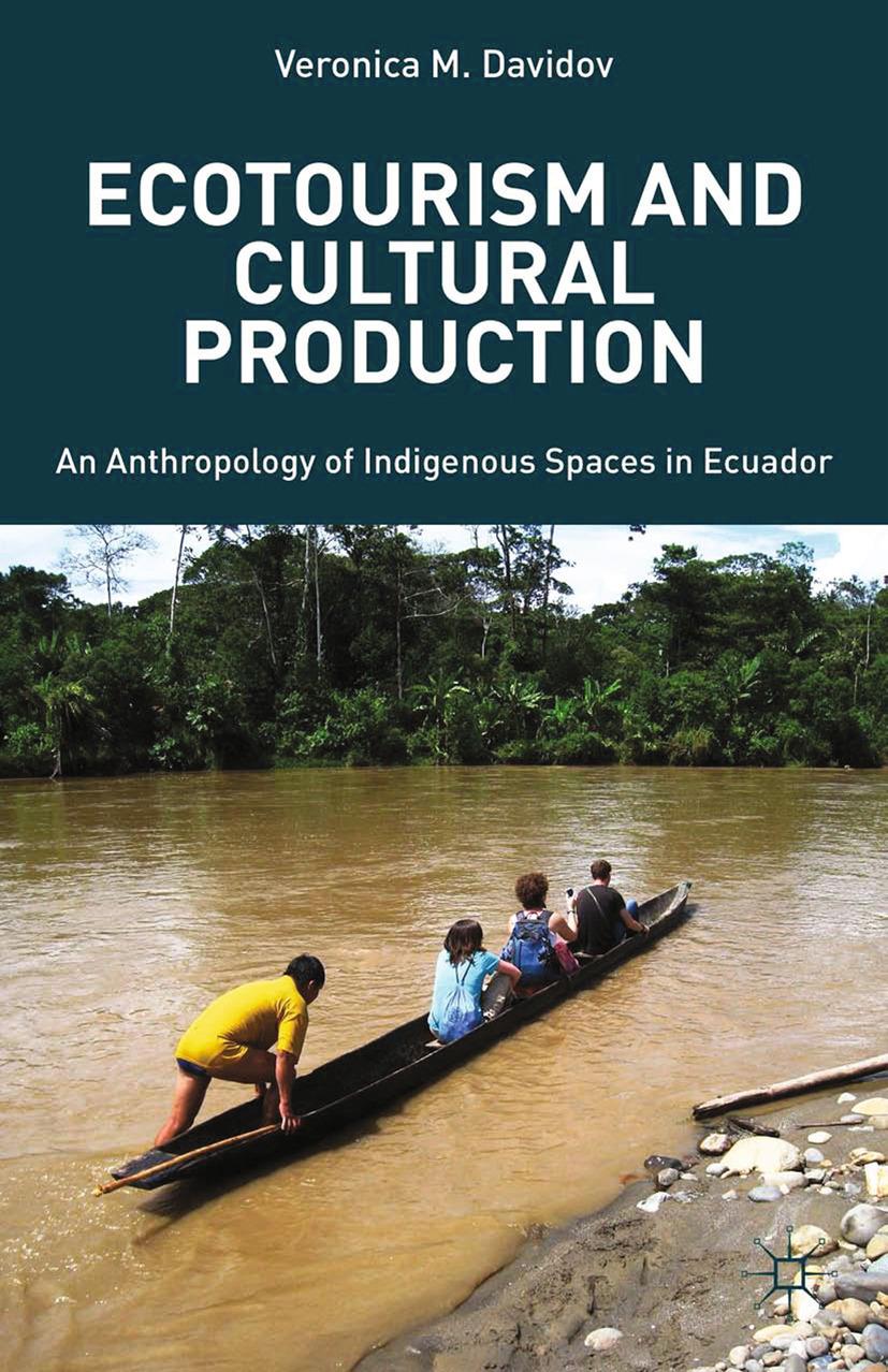 Davidov, Veronica - Ecotourism and Cultural Production, ebook