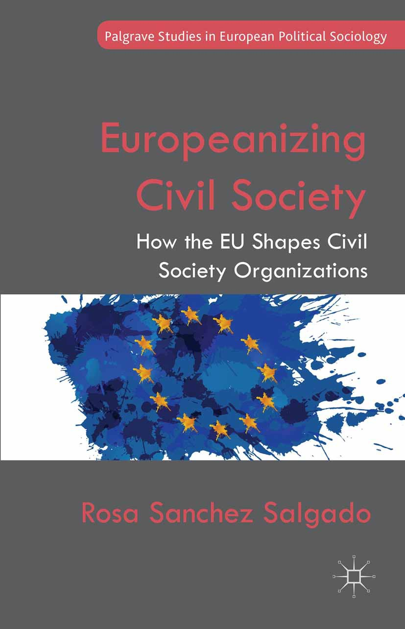 Salgado, Rosa Sanchez - Europeanizing Civil Society, e-kirja
