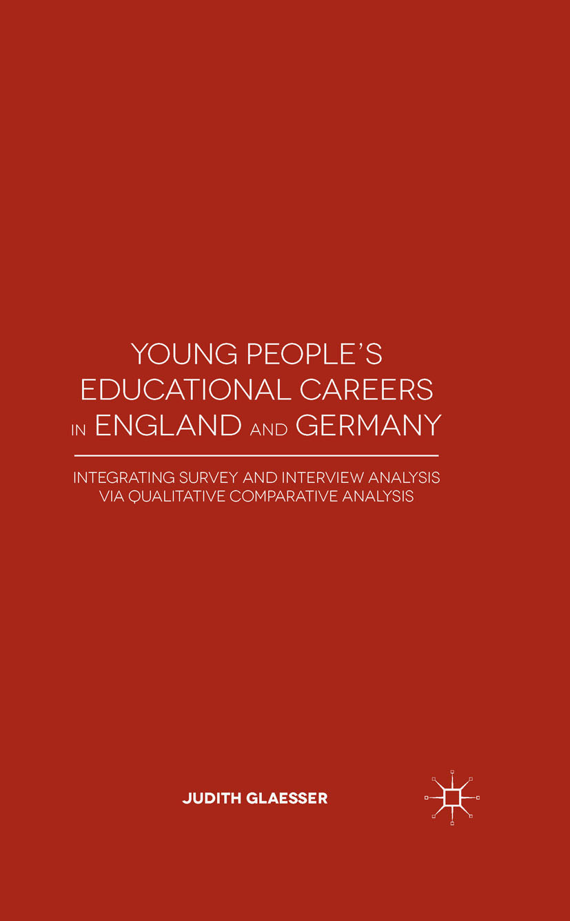 Glaesser, Judith - Young People's Educational Careers in England and Germany, e-kirja