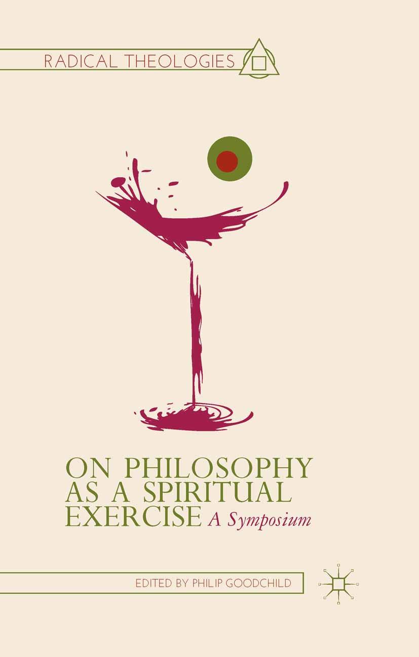 Goodchild, Philip - On Philosophy as a Spiritual Exercise, ebook