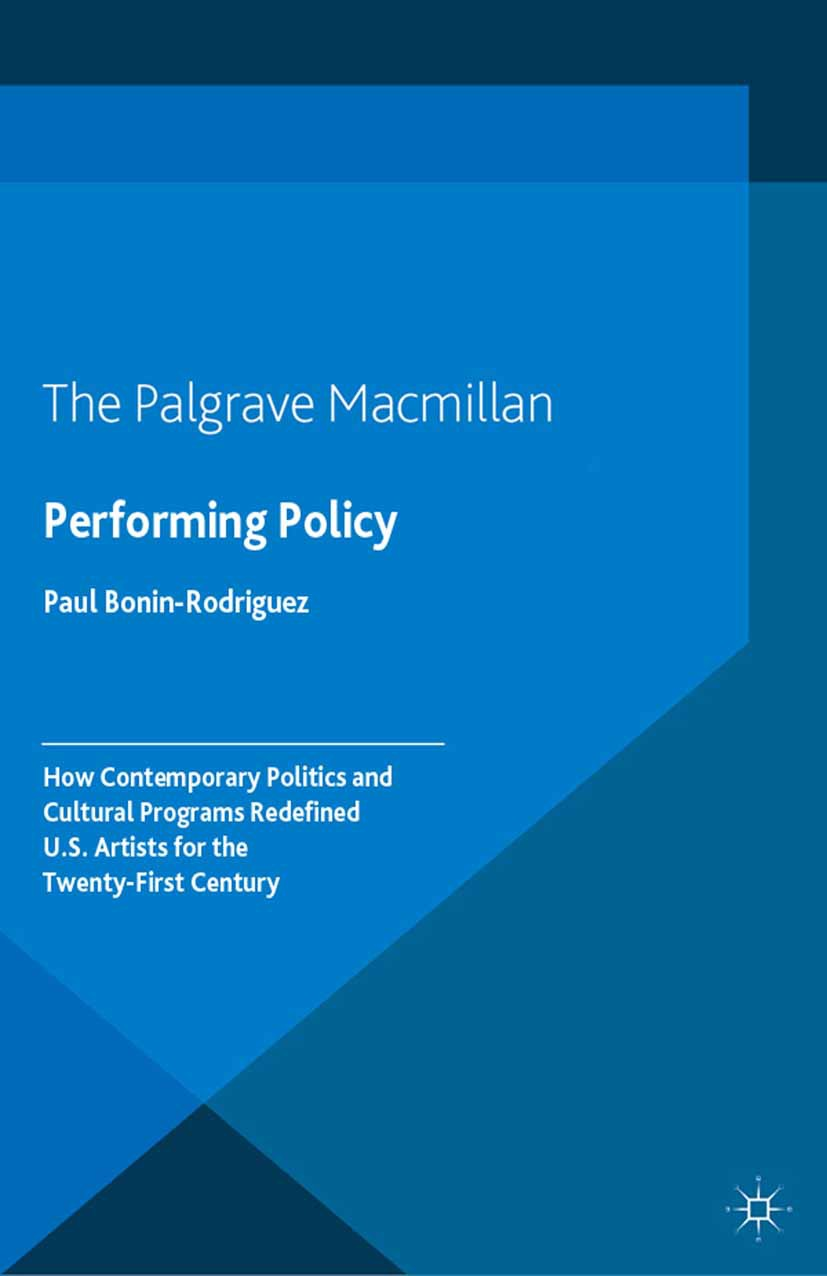 Bonin-Rodriguez, Paul - Performing Policy, ebook