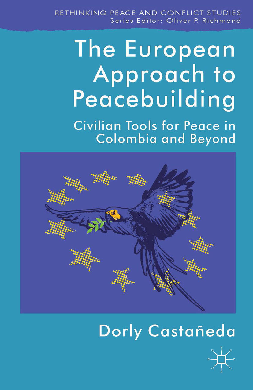 Castañeda, Dorly - The European Approach to Peacebuilding, ebook