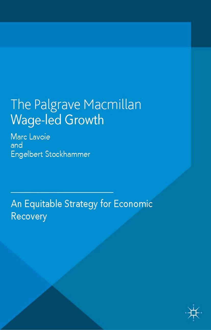 Lavoie, Marc - Wage-led Growth, ebook