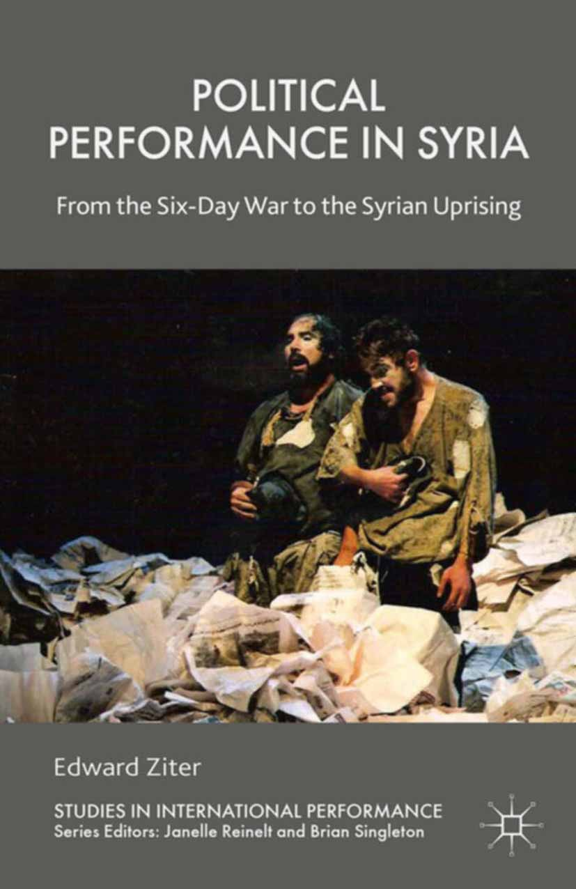 Ziter, Edward - Political Performance in Syria, ebook