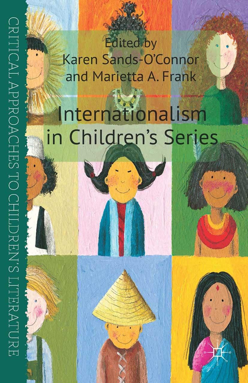 Frank, Marietta A. - Internationalism in Children's Series, ebook