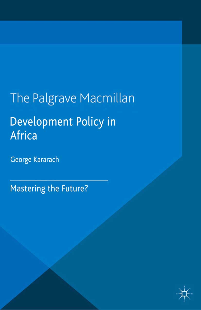 Kararach, George - Development Policy in Africa, ebook