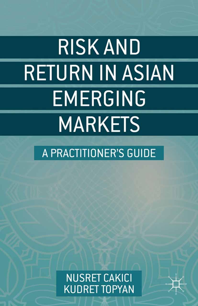 Cakici, Nusret - Risk and Return in Asian Emerging Markets, ebook
