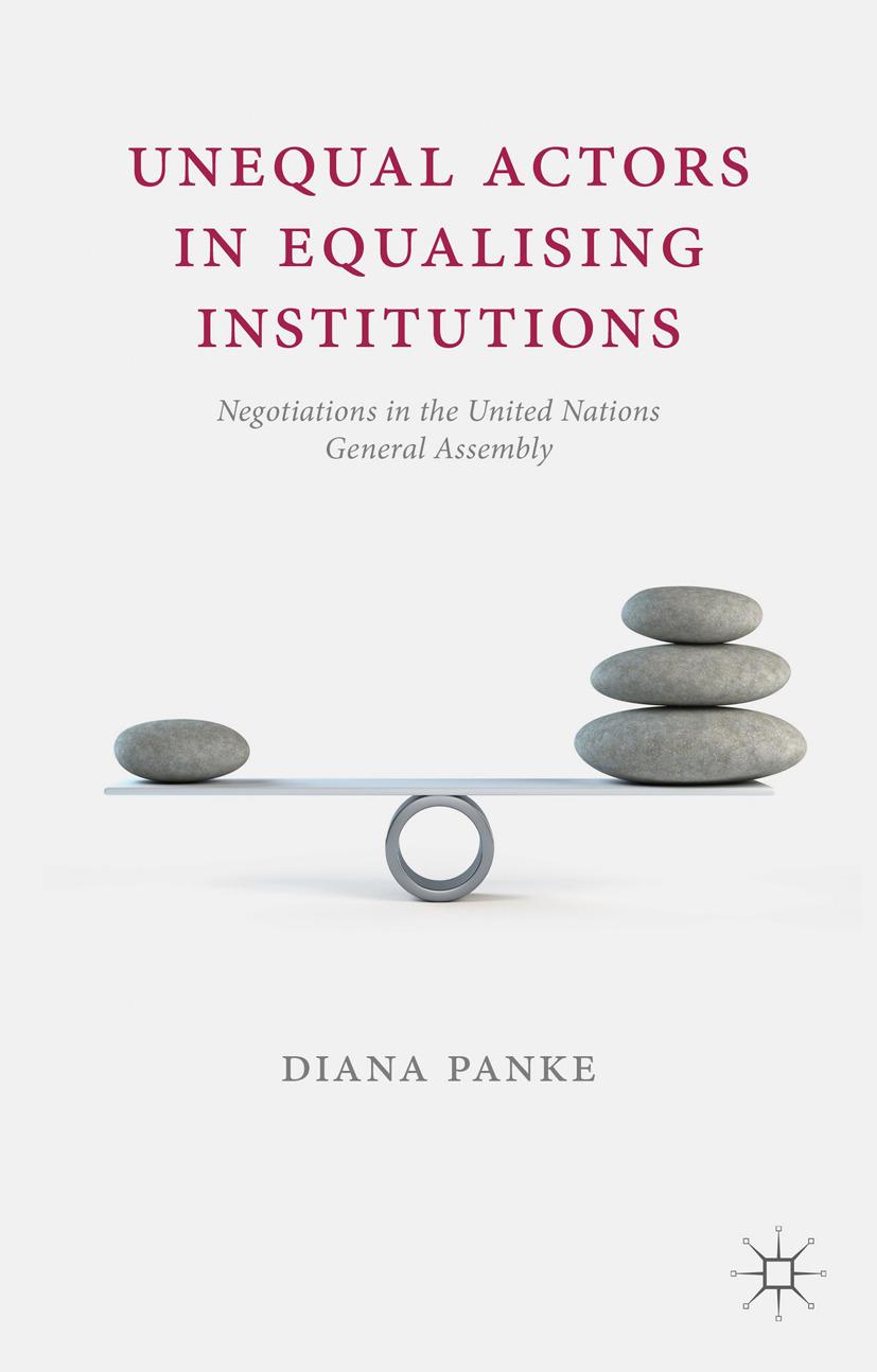 Panke, Diana - Unequal Actors in Equalising Institutions, ebook