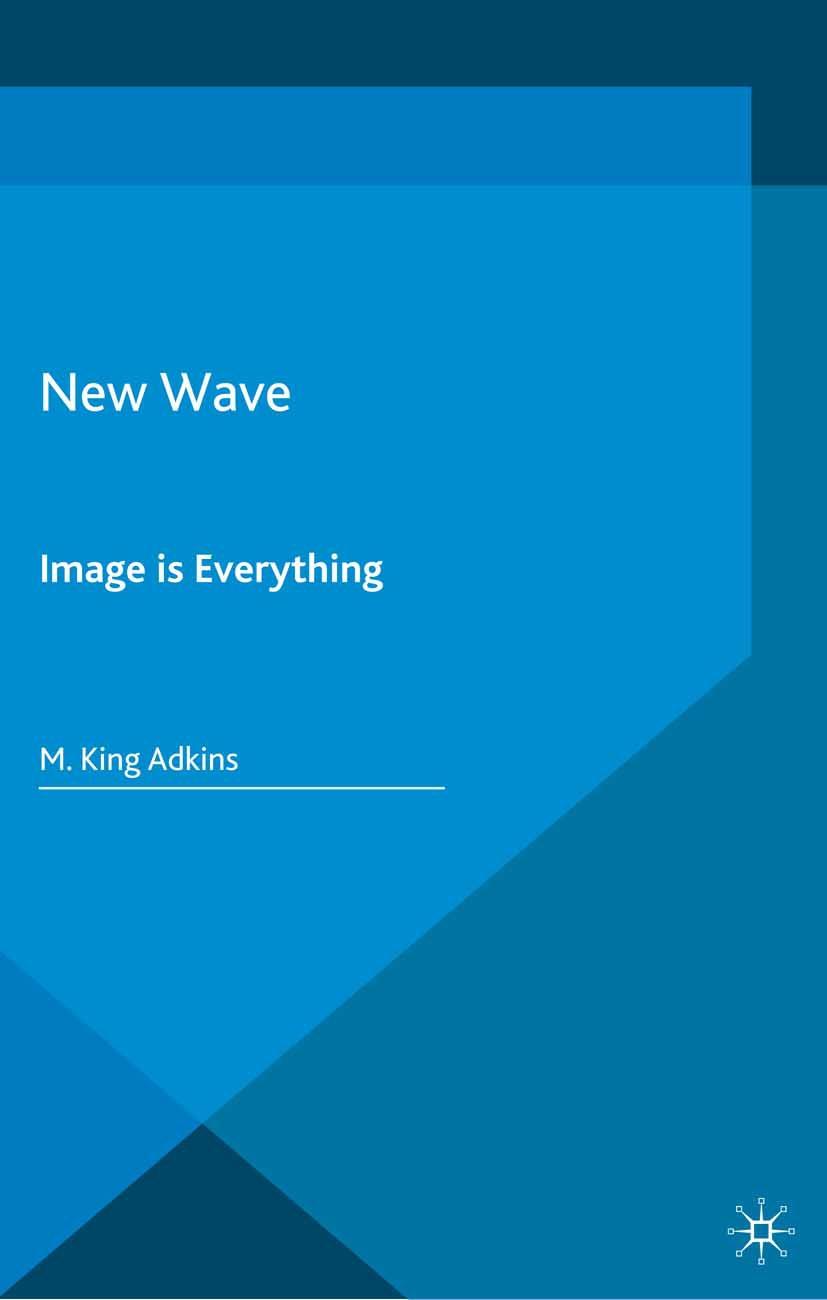 Adkins, M. King - New Wave, ebook