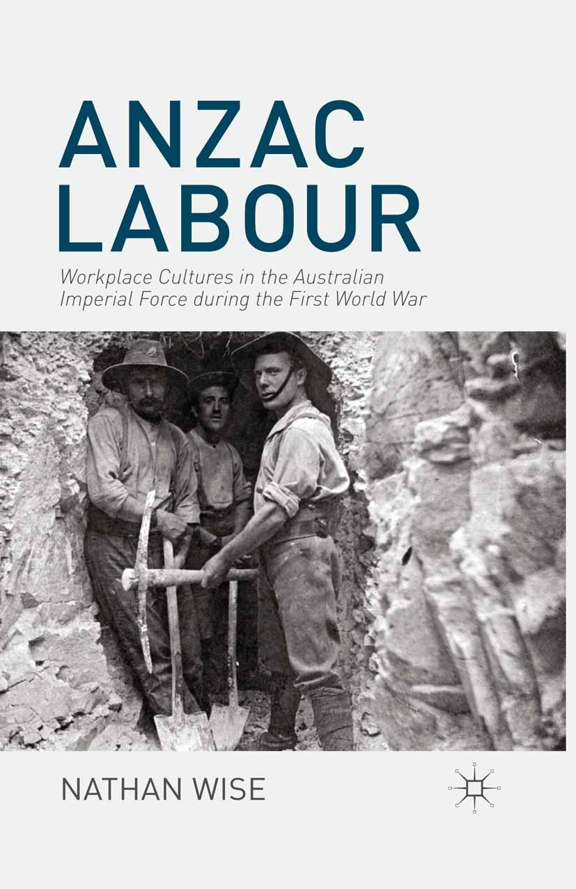 Wise, Nathan - Anzac Labour, ebook