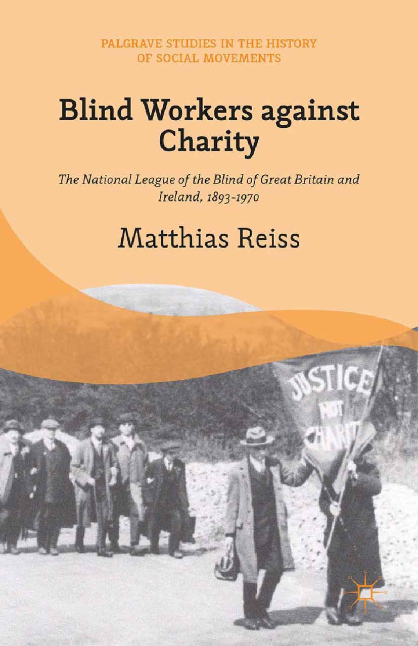 Reiss, Matthias - Blind Workers against Charity, ebook