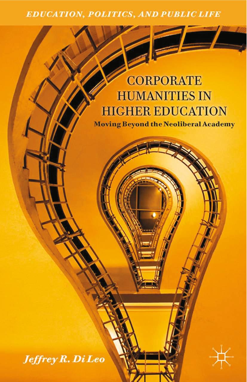 Leo, Jeffrey R. - Corporate Humanities in Higher Education, ebook
