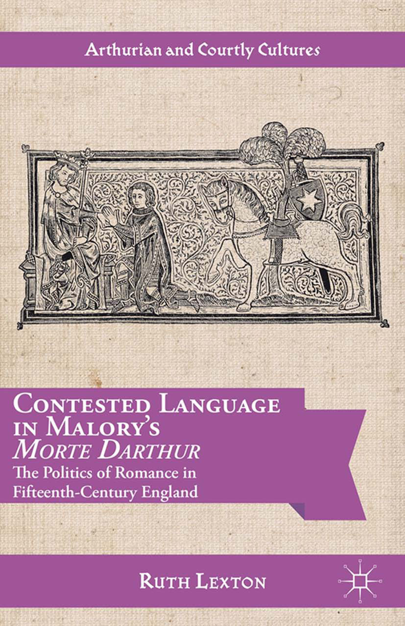 Lexton, Ruth - Contested Language in Malory's Morte Darthur, ebook