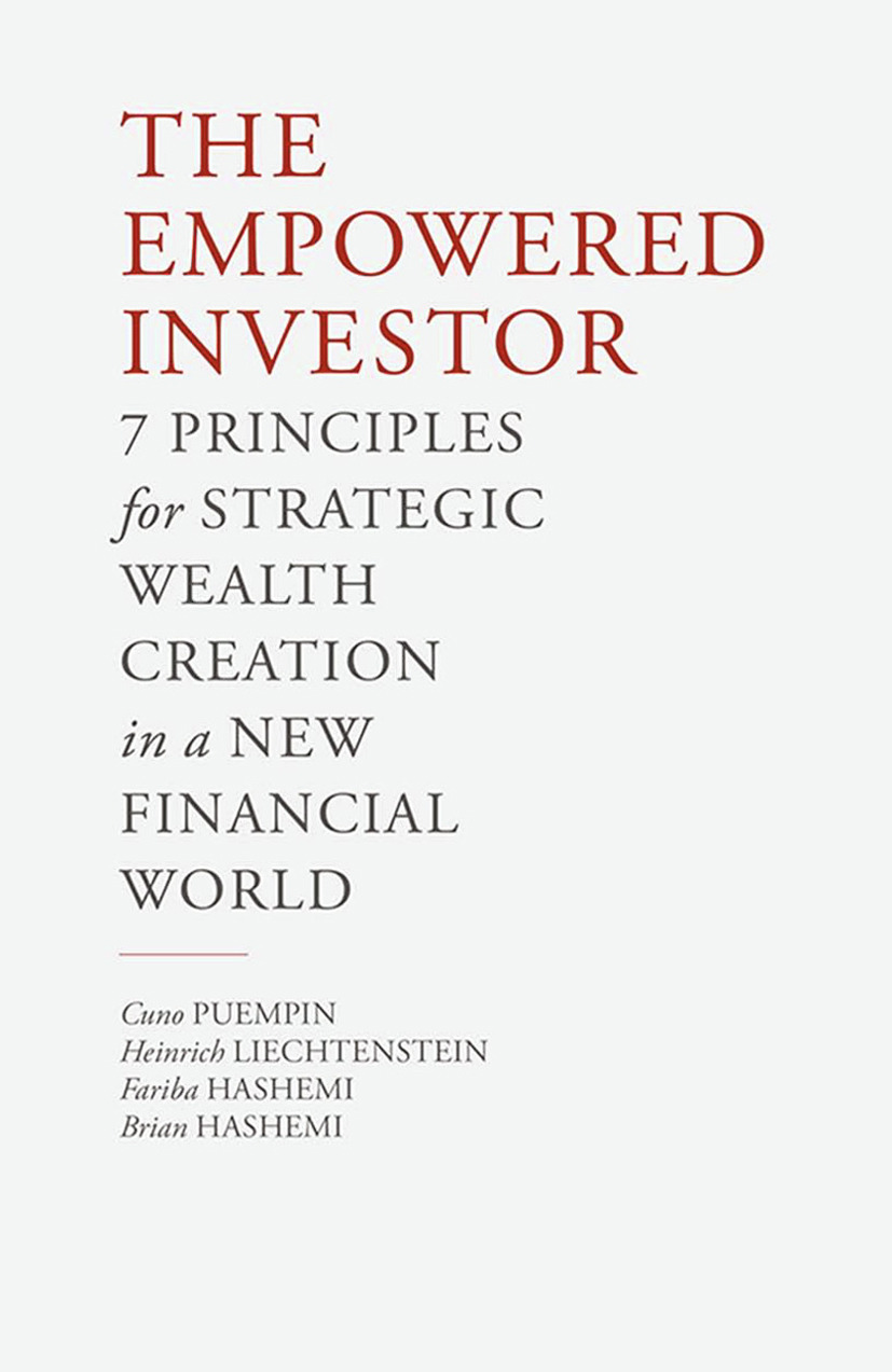 Hashemi, Brian - The Empowered Investor, ebook