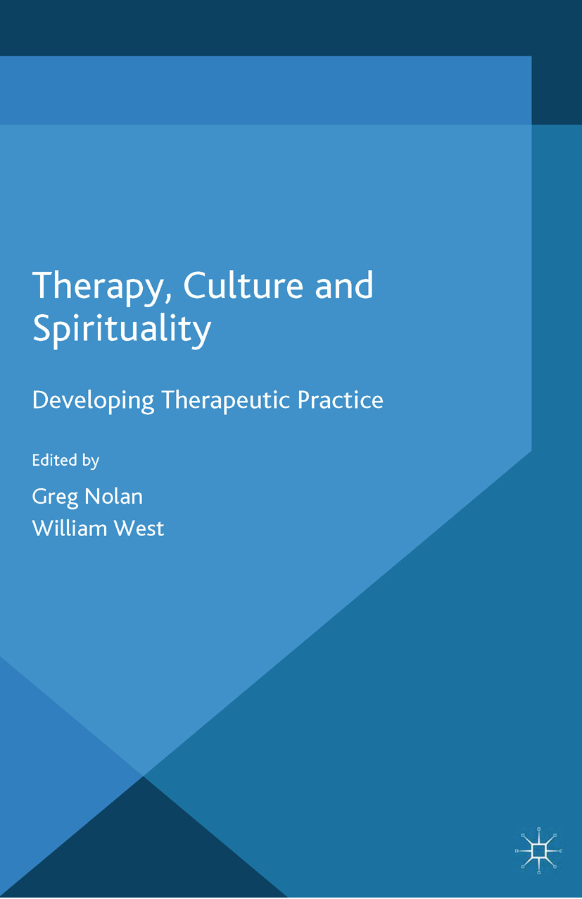 Nolan, Greg - Therapy, Culture and Spirituality, ebook