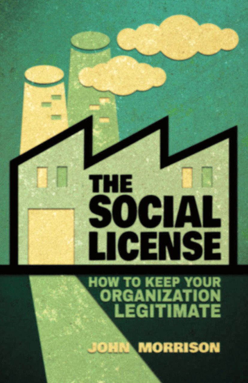 Morrison, John - The Social License, ebook