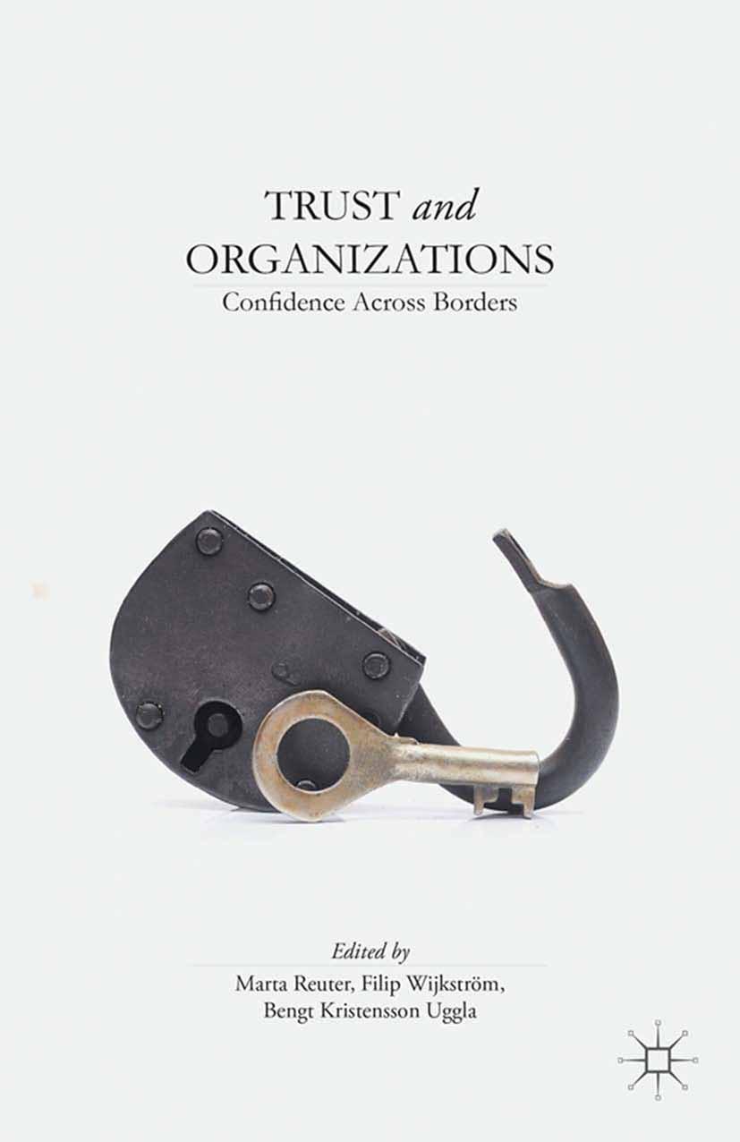 Reuter, Marta - Trust and Organizations, ebook