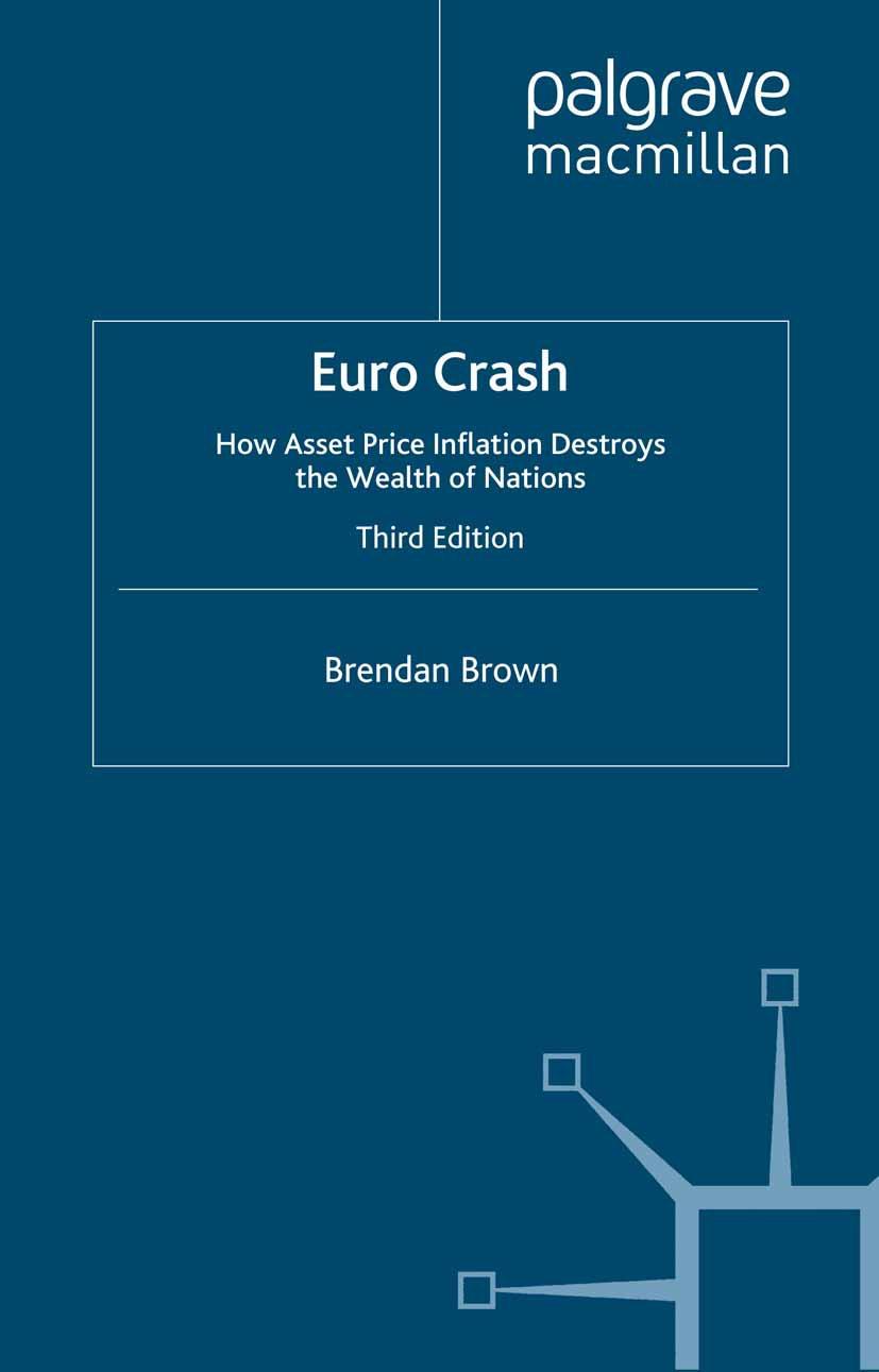 Brown, Brendan - Euro Crash, ebook