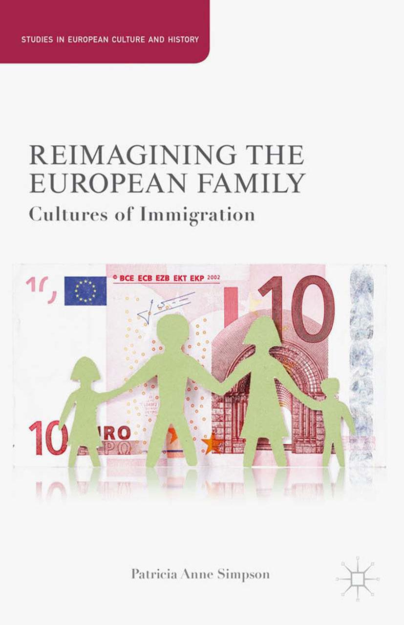 Simpson, Patricia Anne - Reimagining the European Family, ebook