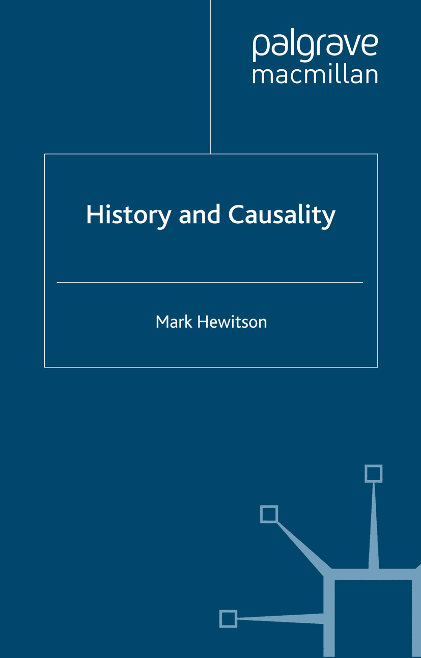 Hewitson, Mark - History and Causality, ebook