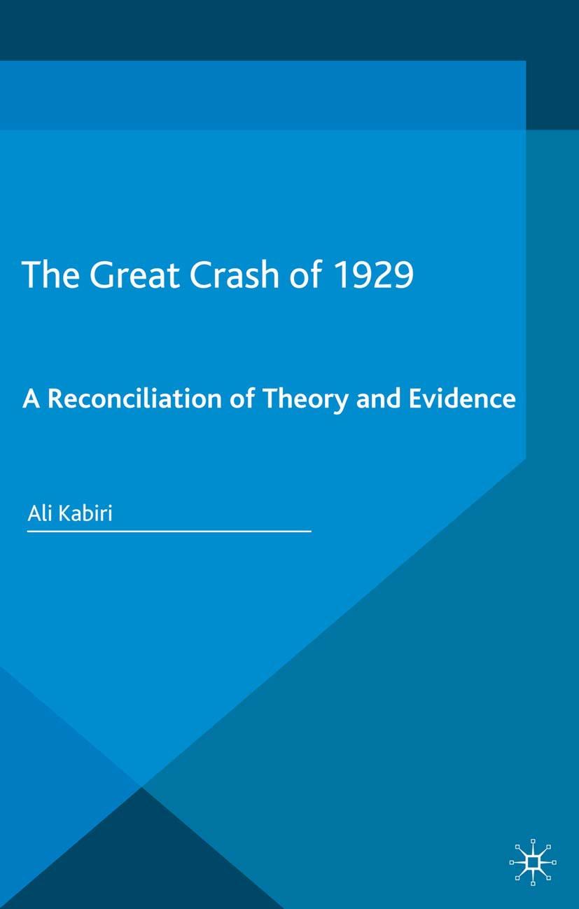 Kabiri, Ali - The Great Crash of 1929, ebook