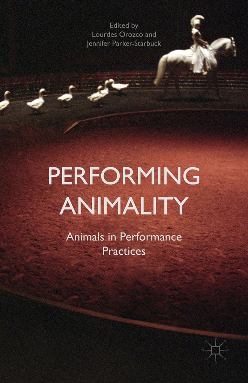 Orozco, Lourdes - Performing Animality, e-bok