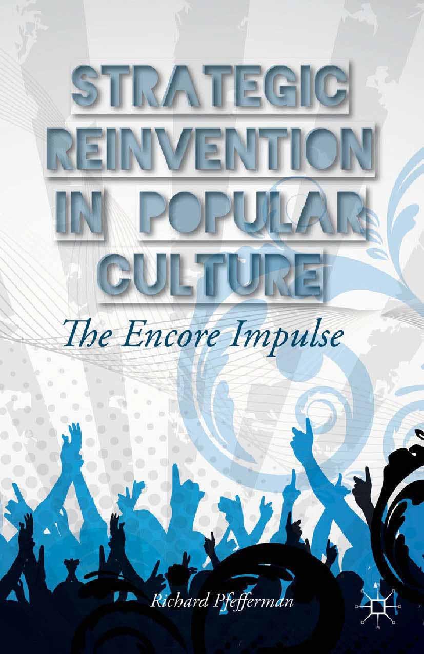 Pfefferman, Richard - Strategic Reinvention in Popular Culture, ebook
