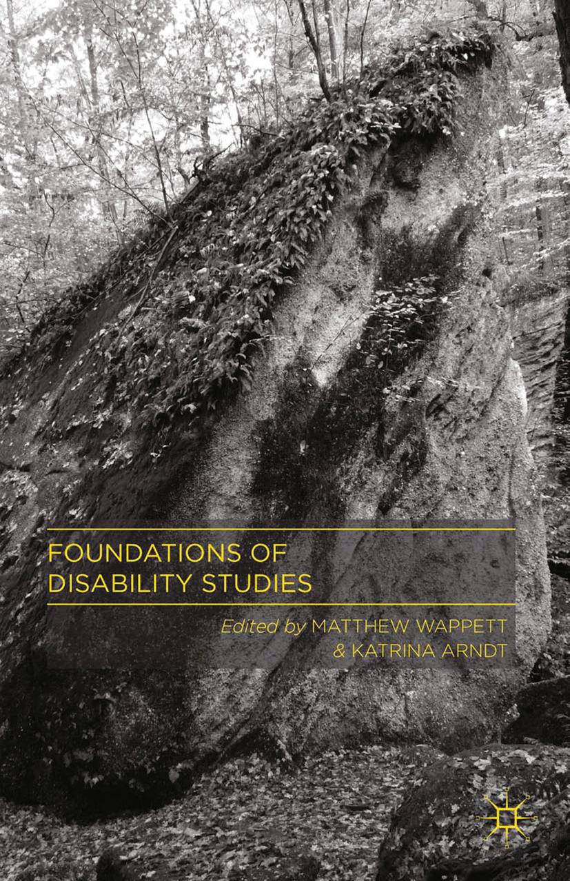 Arndt, Katrina - Foundations of Disability Studies, ebook